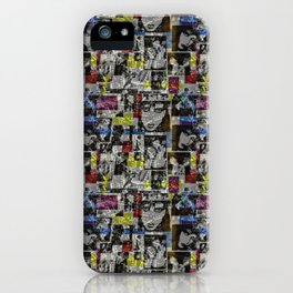 Siouxsie II iPhone Case