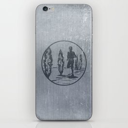 Running iPhone Skin