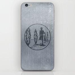 Running iPhone Skin