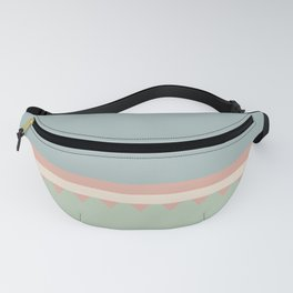 Jagged 8 Fanny Pack