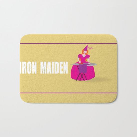 IRON MAIDEN Bath Mat