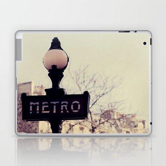 Metro Laptop & iPad Skin