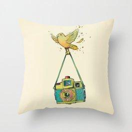 Lomofun Throw Pillow