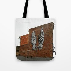 Chains Be Free. Lord Rescue Me Tote Bag