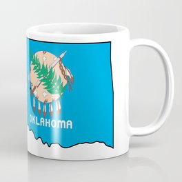 Oklahoma Love Coffee Mug