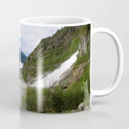 Mendenhall Glacier & Nugget Falls Coffee Mug