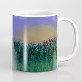 Backyard Sunrise Coffee Mug