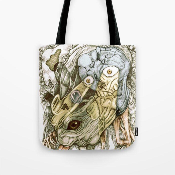 monster Tote Bag