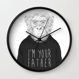 I'm your father Wall Clock