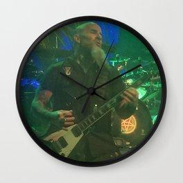 Scott Ian Wall Clock