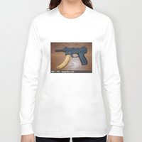 rap Long Sleeve T-shirts featuring Rap Genius by grimelords
