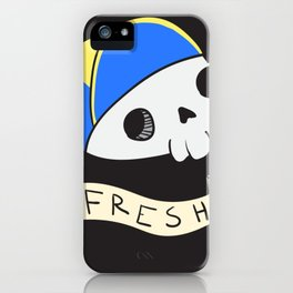 Dead Prince of Bel-Air iPhone Case