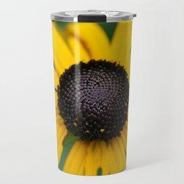 flower center Travel Mug