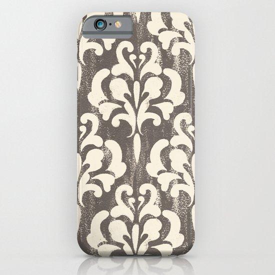 Damask1 iPhone & iPod Case