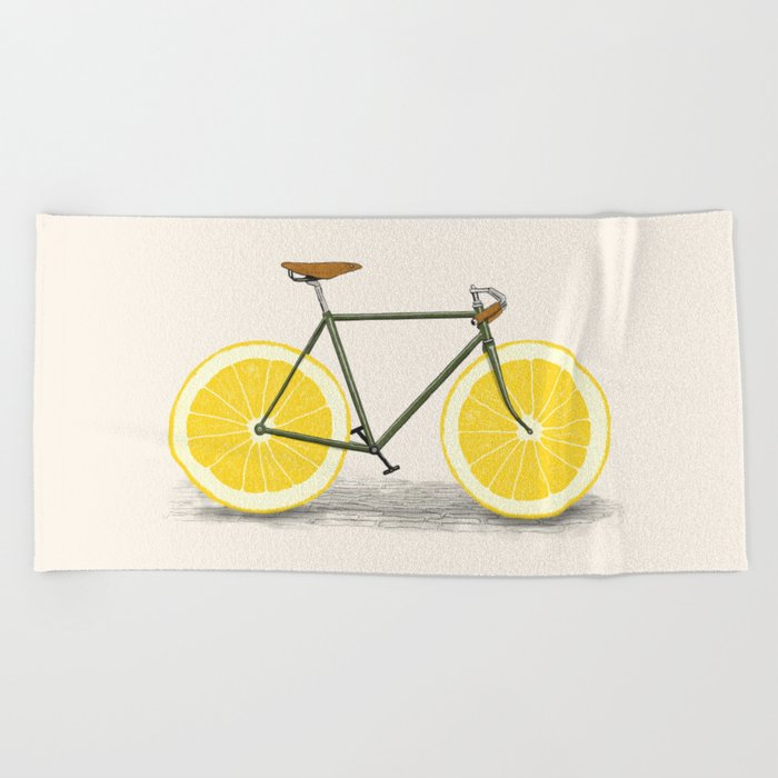 Zest Beach Towel