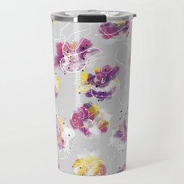 Explosive beauty Travel Mug