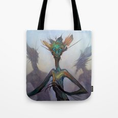 Twisted Wisp Eaters Tote Bag