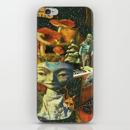 All These Earths iPhone Skin