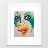 artpop Framed Art Prints featuring artpop by AnnaToman