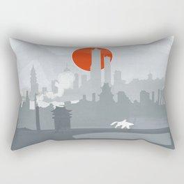 Avatar The Legend of Korra Poster Rectangular Pillow