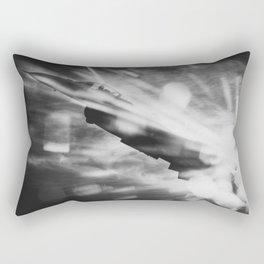 Dark Falcon Rectangular Pillow