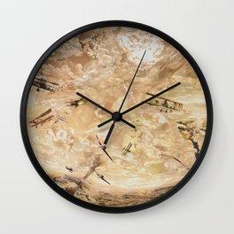 Air Battles Wall Clock