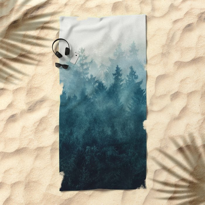 The Heart Of My Heart // So Far From Home Edit Beach Towel