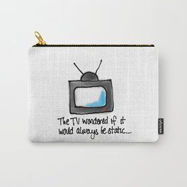 Static TV Carry-All Pouch