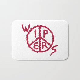 Wipers Punk Band Bath Mat