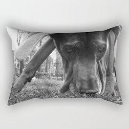 SNIFF  Rectangular Pillow