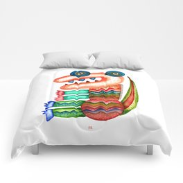 Tyrannosaurus Comforters