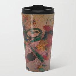 Cabsink16DesignerPatternSFA Travel Mug