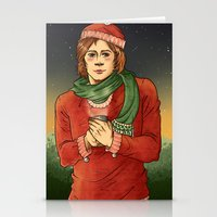 sam winchester Stationery Cards featuring Sam Winchester by Sandstiel
