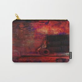 Tires ~ Abstract Carry-All Pouch