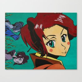 The Turning Point Canvas Print
