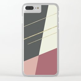 Under Your Skin Clear iPhone Case