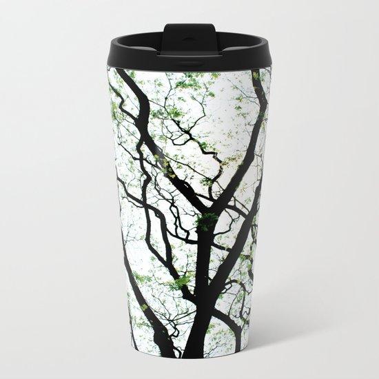 Majestic Roots Metal Travel Mug