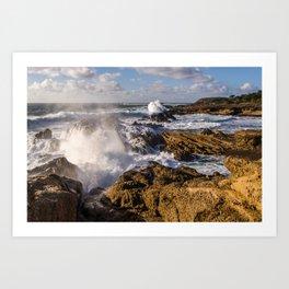 Point Lobos // California Art Print