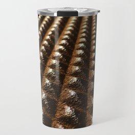 Manhole Cover II-Fort Smith, Arkansas Travel Mug