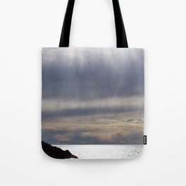 Raining Sunlight Tote Bag