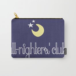 all-nighters' club Carry-All Pouch