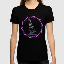 Gram Stain Pattern T-shirt