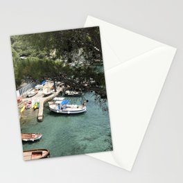 Cinque Terre Italy Stationery Cards