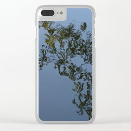 Reflection - Frederiksberg Haven, Denmark Clear iPhone Case