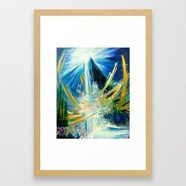 Eluvium Framed Art Print