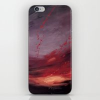 cargline iPhone & iPod Skins featuring Day Break by cargline