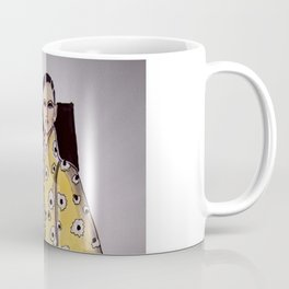 Anna In Floral Spring Haute Couture (Close-Up) By James Thomas Ryan Coffee Mug