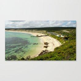 Margaret River Surf Rescue, Gnarabup Beach, Western Australia Canvas Print