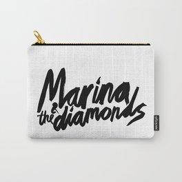 Marina diamonds Carry-All Pouch