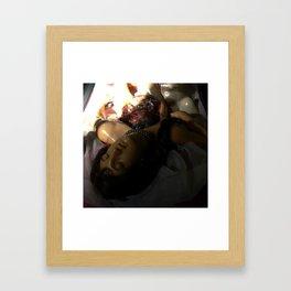 Anatomical Venus Framed Art Print